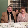Doug, Ann, & JP Elaine Lederman_dinner at the Manor house