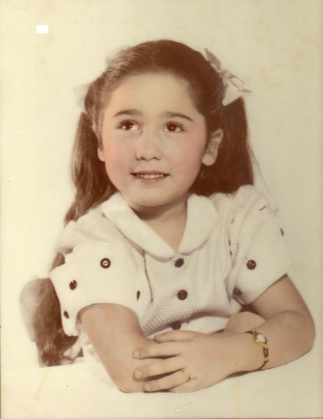 1951 Mom (age 4)
