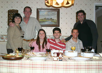 2004 November Thanksgiving at Joanne & Piet's  IMG_6899