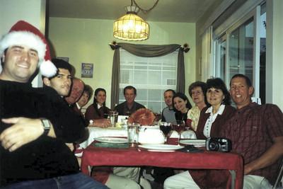 2003 December 25 Christmas Day  at Charmaine & Thomas'