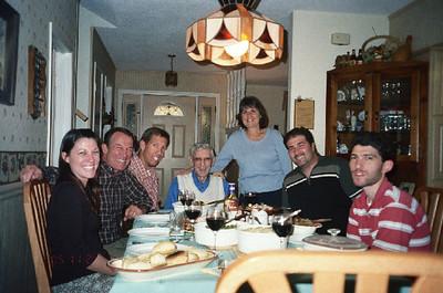 2005 November 24 Thanksgiving with Thomas!