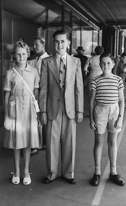 Barbara, Keiran, Brian