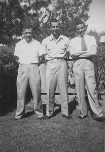 Charlie, Ern, Herbie