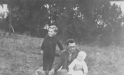 Keiran, Dad, Barbara