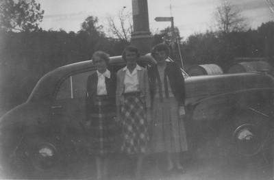 Barbara, Judith and Margaret