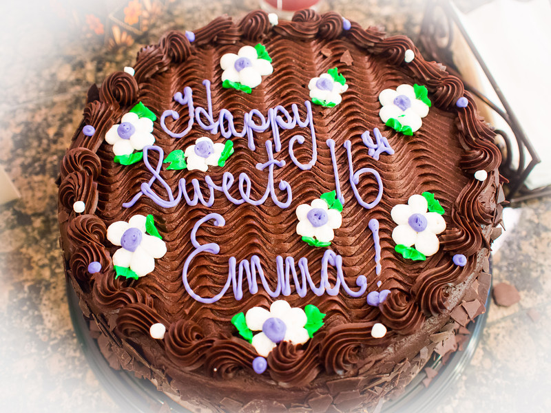 Happy Sweet 16 ~ Emma