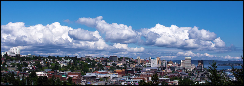 Tacoma, Washington, spring 2013