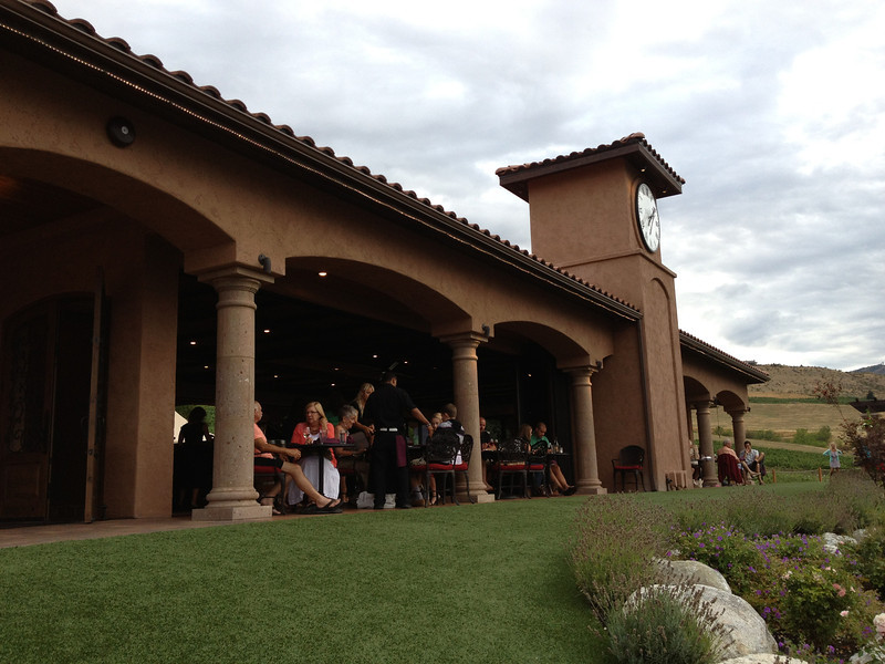 Sorento's Restaurant and The Tisillan Winery