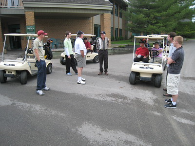Family golf Game