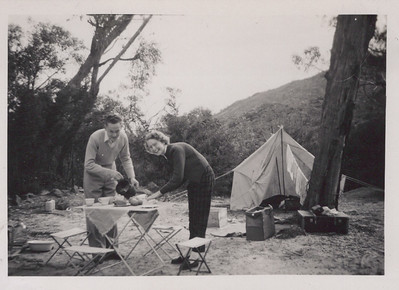 Camping weekend at the Grampians
