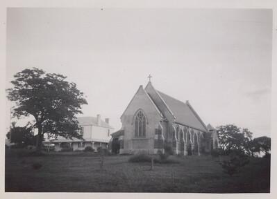 St Johns Church and Rectory, Moruya