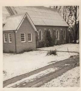 All Saints, winter 1966
