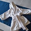 "Robes for babies and small kids...awww...so cute!!!<br /> <br /> For more information on Azul Sensatori, family vacations or a destination wedding, contact Romance@SandnSunVacations.com for more information. Please put ""Cherie"" in the subject line."