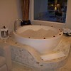 "Jacuzzi tub in the honeymoon suite<br /> <br /> For more information on Azul Sensatori, family vacations or a destination wedding, contact Romance@SandnSunVacations.com for more information. Please put ""Cherie"" in the subject line."