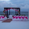 "Azul Sensatori Sky Wedding setup ~ Wow!<br /> <br /> For more information on Azul Sensatori, family vacations or a destination wedding, contact Romance@SandnSunVacations.com for more information. Please put ""Cherie"" in the subject line."