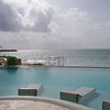 Now Jade infinity pool<br /> <br /> Please contact Romance@SandnSunVacations.com for more information on Now Jade or any of the Now, Secrets, or Dreams properties