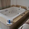 Jacuzzi tubs in every room! If you are interested in Playacar Palace, contact us at Romance@SandnSunVacations.com.