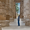 Awestruck by the Great Hypostyle Hall.