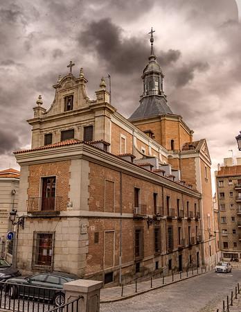 Forces Iglesia Catedral de las Fuerzas Armadas