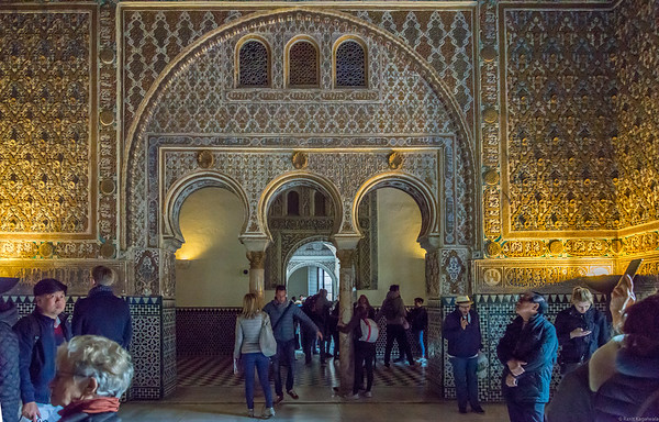 Alcazar of Seville.