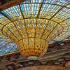 Palau de la Música Catalana - concert hall in Barcelona.
