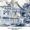 Home of Ben Willsey (1868-1947)<br /> Sloansville, NY
