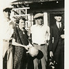 Glen Preston Willsey, left,<br /> and his brother Ernest LeRoy.<br /> With their parents Mina and Ben Willsey.
