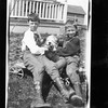 "Glen Preston Willsey, left,<br /> and his brother, William Clark ""Bill"".<br /> Trenton, MO?"