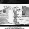 From left, Mina (Sparks) Willsey (1871-1932), her<br /> son Ernest LeRoy (1891-1980), her daughter<br /> Lucile (1901-1990), and Ernest's daughter Maurice (1913-1991)