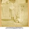 From left, Bessie Ellen and Rita Madge Roberts.<br /> Bessie married Ernest LeRoy Willsey in Malheur, OR.<br /> Boise, ID