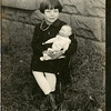 Shirley Aliene McDonald, daughter of John Monroe <br /> and Ruth Mae (Haberman) McDonald, Tulsa, OK<br /> c. 1924