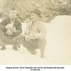 "Eugene Nowery ""Gene"" Reynolds, left, and his dad Reuben Hill Reynolds.<br /> In Colorado"