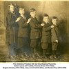 The children of Reuben Hill and Ora (Nowery) Reynolds.<br /> Eldora Larue (1911-2004), Thomas Drew (1913-1982), <br /> Eugene Nowery (1915-1963), Jerry Arnold (1916-2002), and Reuben Ray (1918-1998)