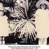Kathryn Louise Willsey (left) and her sister, Bessie Maurice.<br /> While visiting their Uncle Bill in Arizona, c. 1928