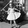 Kathryn Louise Willsey.<br /> In May Day costume.<br /> Riverview school, Tulsa, OK