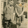 "George Richard ""Dick"" and<br /> Gertrude Orabelle Williams.<br /> Cousins of Kathryn L. Willsey."