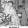 """Kathryn Louise (Willsey) Reynolds and her mother, Bessie Louise """"Bess"""" (Roberts) Willsey.<br /> At Bess' home, Tulsa, OK  1956"""