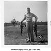 Glen Preston Willsey (15 Jun 1903 - 27 Nov 1988)<br /> Fishing, Sep 1956
