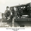 "Eugene ""Gene"" Reynolds, right, while he was working<br /> in Alaska, 1942-1943.<br /> Anchorage"