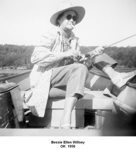 Bessie Ellen Willsey<br /> OK  1956