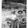 From left, Eva Lee (Heflin)(Weigant) Willsey<br /> and Bessie Ellen Willsey.  Eva Lee was the second<br /> wife of Glen Preston Willsey, Bess' brother-in-law.