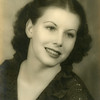 Shirley Aliene (McDonald) Patton, with of Thomas<br /> Warren Patton.  Tulsa, OK c, 1940