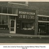 "Jewelry store owned by Thomas Drew and Hazel (Bishop) ""Bishop"" Reynolds.<br /> Tulsa, OK"