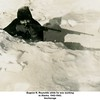 Eugene N. Reynolds while he was working<br /> in Alaska, 1942-1943.<br /> Anchorage