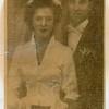 Gertrude (Asher) (1933 - 2014) and her husband<br /> James Joseph Arbetello (1932 - 2009).<br /> Brooklyn, New York<br /> 21 Dec 1951