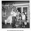 Jerry Arnold Reynolds and his wife Jenny.<br /> Kids from left, Cheryl, Jan, Hal, Gaile<br /> Tulsa, OK 1958