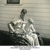 """Thomas Drew """"Drew"""" Reynolds with his<br /> young nephew, Eugene """"Gene"""" Nowery Reynolds, II.<br /> Tulsa, OK 8/24/1941"""