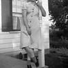Kathryn Reynolds.<br /> At her and Gene's home.<br /> Tulsa, OK