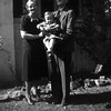 Gene Reynolds, center, with his maternal great-grandparents<br /> Ben and Zoa (Sparks) Willsey.<br /> At the home of Gene's maternal grandparents,<br /> Ernest and Bess Willsey.<br /> Tulsa, OK  11 Oct 1942