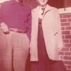 Thomas Edward Patton and his wife Florence Etta<br /> (Vance) Patton.<br /> Tulsa, OK 1956